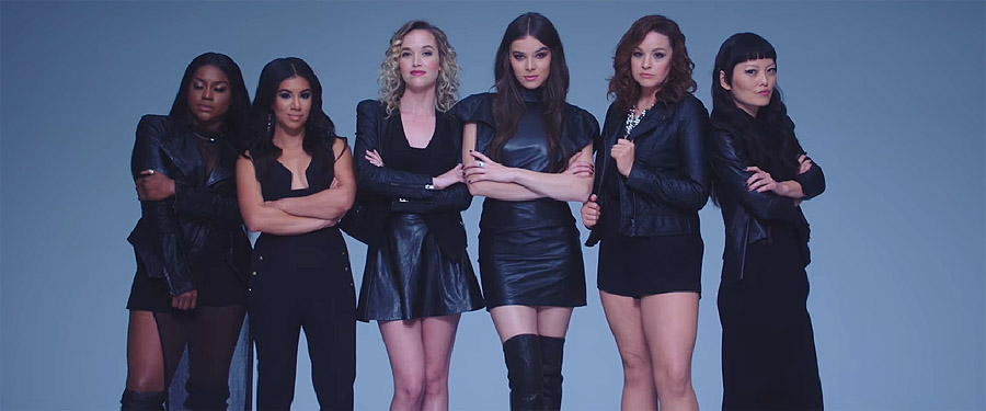 Pitch Perfect 3 En The Voice Us Mash Up Freedom Cups Be Cool Sodapop